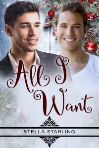 All I Want by Stella Starling - Christmas novel