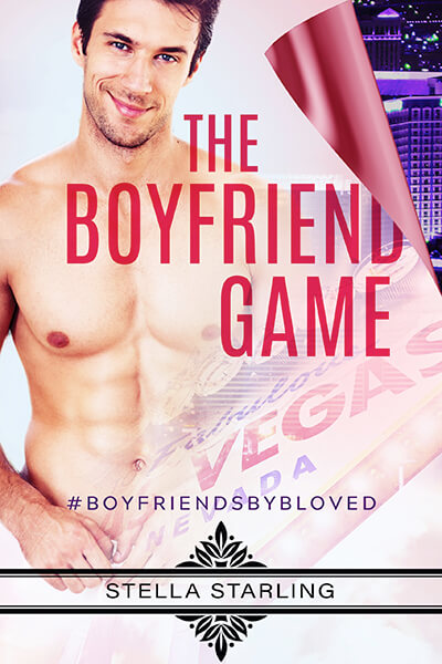 Book Cover: The Boyfriend Game